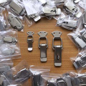 กิ๊บล็อคสแตนเลส (Snap Locks)